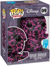 Oogie Boogie (Art Series) (inklusive Schutzhülle) Vinyl Figur 09