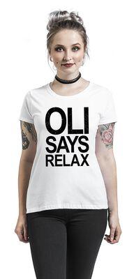 Oli Says Relax
