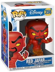 Red Jafar (Chase Edition Possible) Vinyl Figure 356
