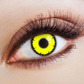 Vampire - Yellow