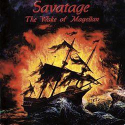 The wake of Magellan