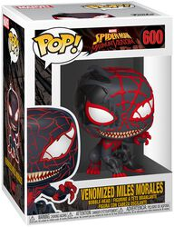 Maximum Venom - Venomized Miles Morales Vinyl Figure 600