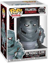 Alphonse Elric Vinyl Figure 392