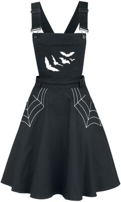 Miss Muffet Pinafore Dress
