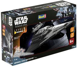 Rogue One - Imperial Star Destroyer Revell Build and Play