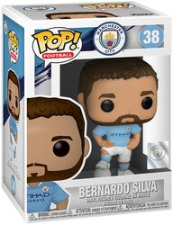 Football Manchester City - Bernardo Silva Vinyl Figure 38
