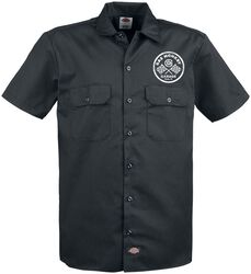 Custom Motors Dickies Worker Shirt