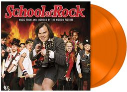 School of Rock School of Rock (Music From And Inspired By The Motion Picture)