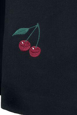 Cherries Long Coat