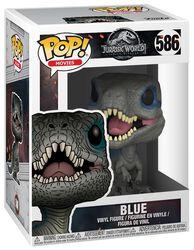 Jurassic World - Blue Vinyl Figure 586