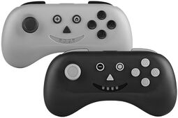 MULTI:PLAYCON (Black and Grey) - Nintendo Switch