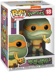 Michelangelo Vinyl Figure 18
