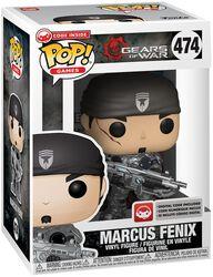 Marcus Fenix VInyl Figure 474