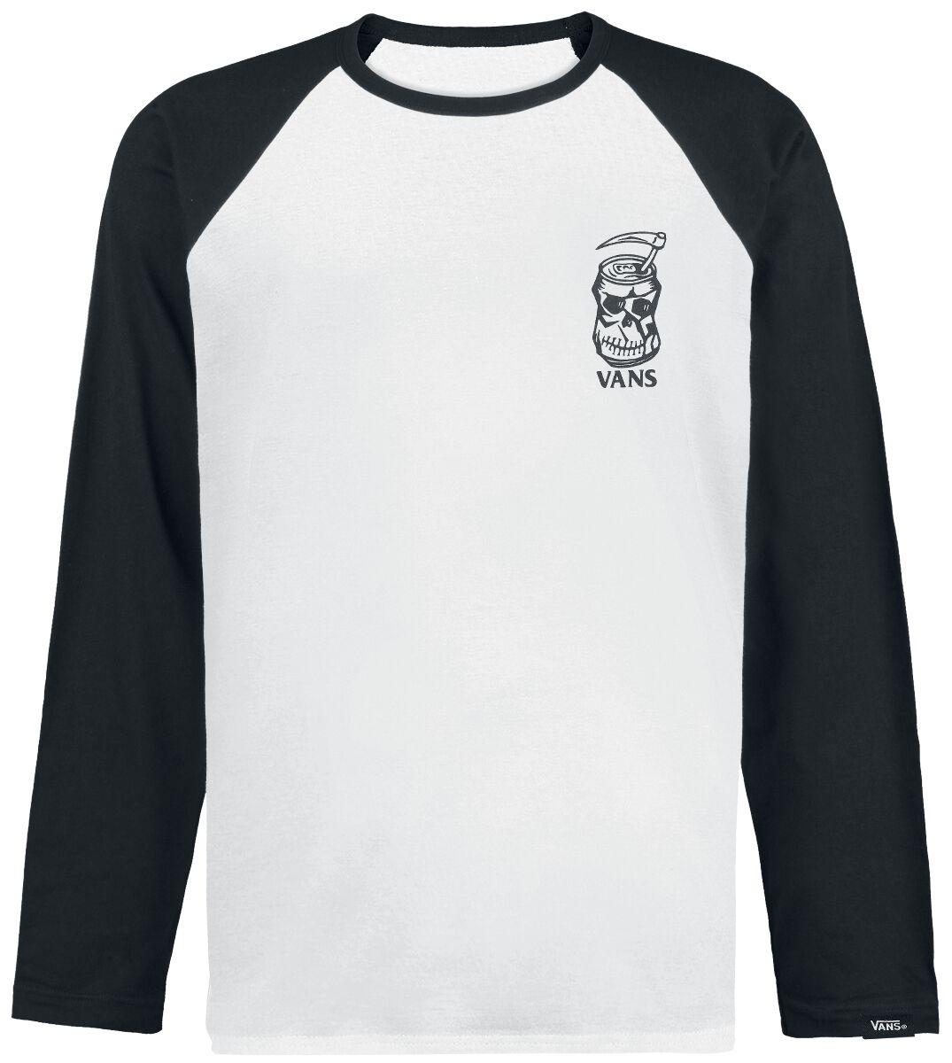 ad2c3e8bf Moonshine Raglan | Vans Long-sleeve Shirt | EMP
