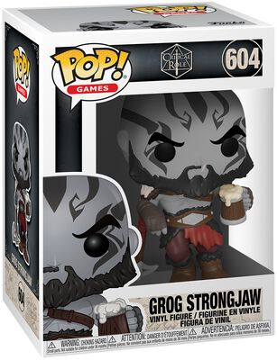 Vox Machina - Grog Strongjaw Vinyl Figure 604