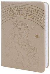 Part Time Unicorn - A6 Pocket Premium Notebook