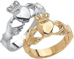Claddagh Ring Set