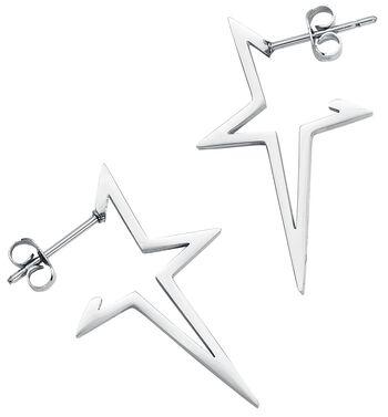 Star Earstuds Pair