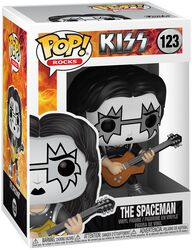The Spaceman Rocks Viinyl Figure 123