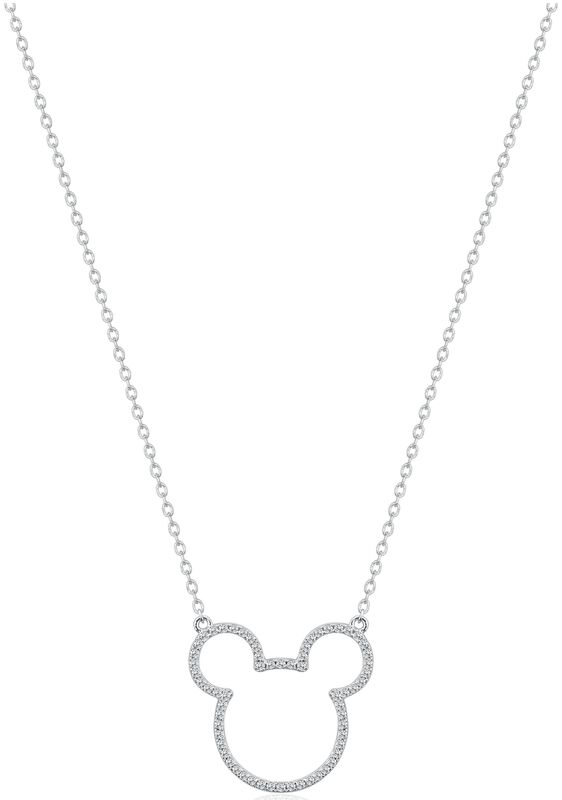 Disney by Couture Kingdom - Mickey Crystal Outline