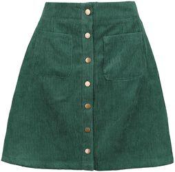 Cord Skirt