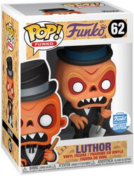 Fantastik Plastik Luthor (Funko Shop Europe) Vinyl Figure 62