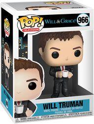 Will Truman Vinyl Figure 966