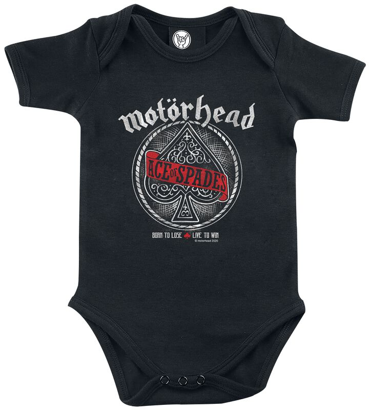 Metal-Kids Collection - Red Banner