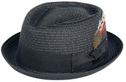 Pork Pie Straw Hat
