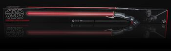 The Black Series - Count Dooku - Force FX Lightsaber