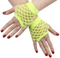 Short Mesh Gloves