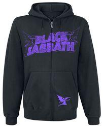 Black Sabbath Christmas Sweater.Black Sabbath Merchandise Clothing Band Merch Emp