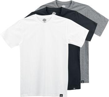 Multi Colour T-Shirt 3-Pack