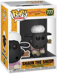Wallace & Gromit Shaun The Sheep Vinyl Figure 777