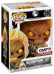Scorpion (Skullhead) Vinyl Figure