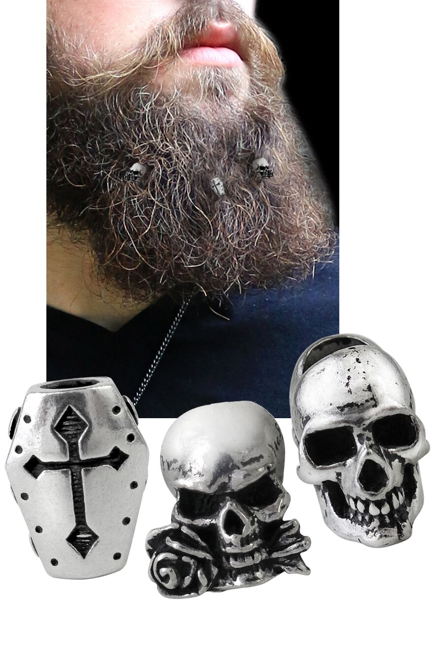 Image result for emp beard beads