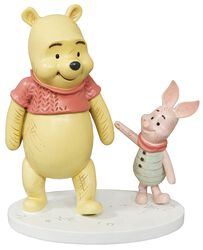 Winnie The Pooh Pooh and Piglet
