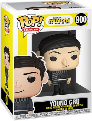 2 - Young Gru Vinyl Figure 900