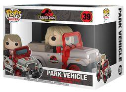 Park Vehicle Pop Ride Vinyl Figure 39