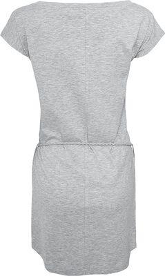 Slub Yarn Jersey Dress