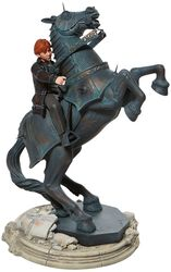 Ron on a Chess Horse Masterpiece Figurine