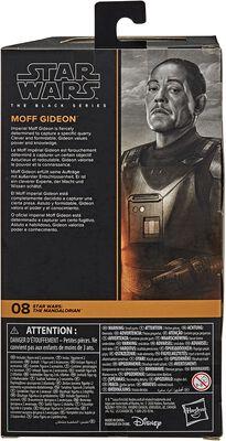 The Mandalorian - The Black Series - Moff Gideon