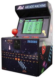 Mini Arcade Machine Mini Arcade Machine - incl. 240x 16-Bit Games