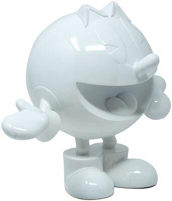 Pac-Man White - Icons