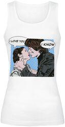 Leia & Han Solo - I Love You