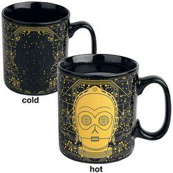 C-3PO - Heat-Change Mug