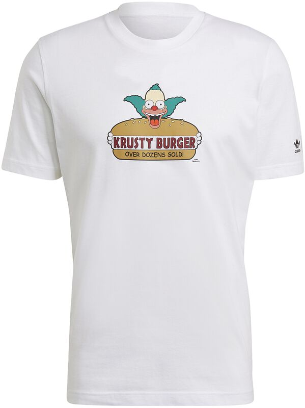 Simpsons Krusty Burger Tee