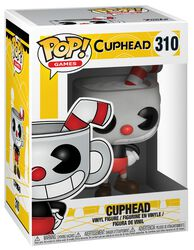 Cuphead Vinyl Figure 310