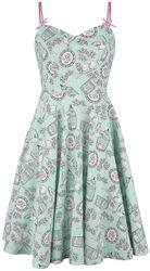 Birdcage 50s Dress