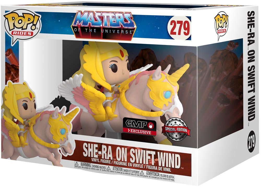 She-Ra on Swift Wind (Pop! Rides) Vinyl Figure 279